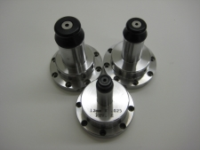 Disk Chuck by Air Bearing Technology